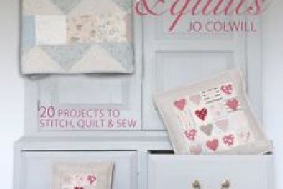 Pillows & Quilts by Jo Colwill